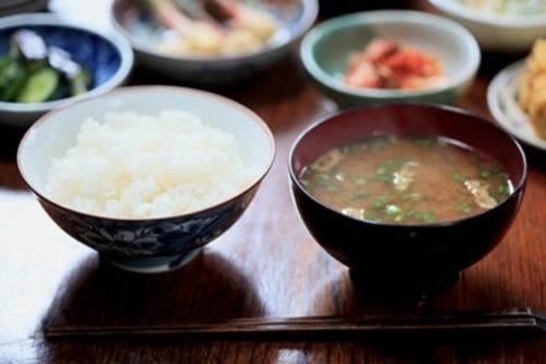 日本食 栄養