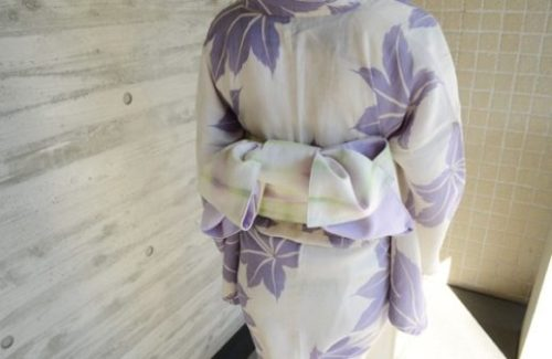 Yukata way of knitting