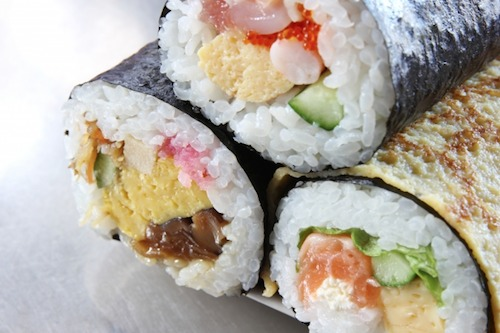 California roll contents