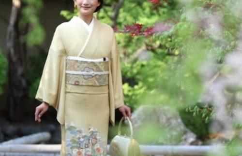 Kimono preparation