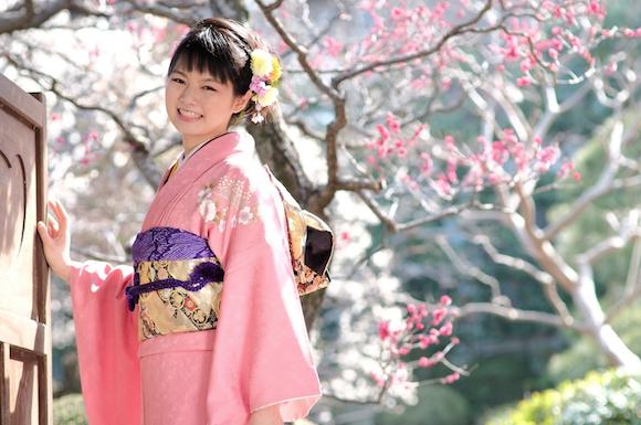 Enjoy Kimono
