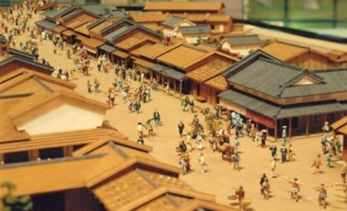 Edo period fun