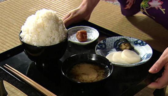 Edo meal