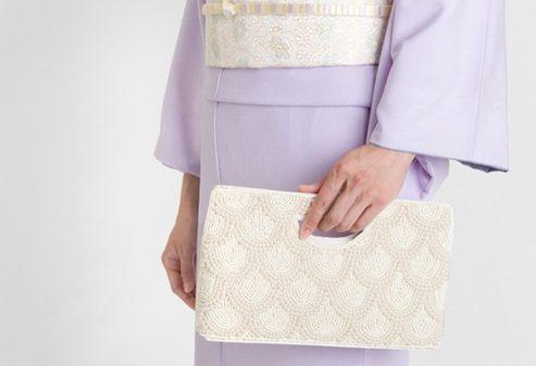 Kimono clothing bag