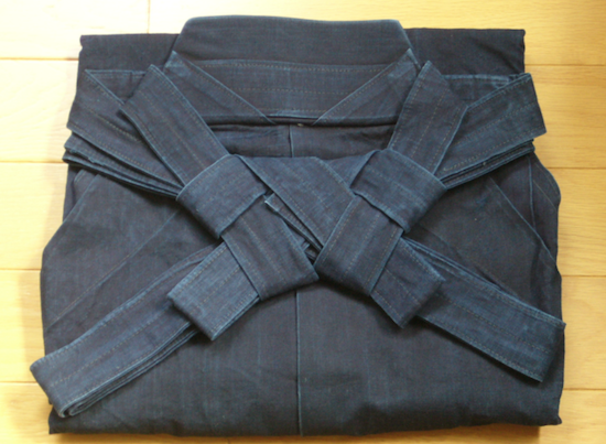How to fold Kendo