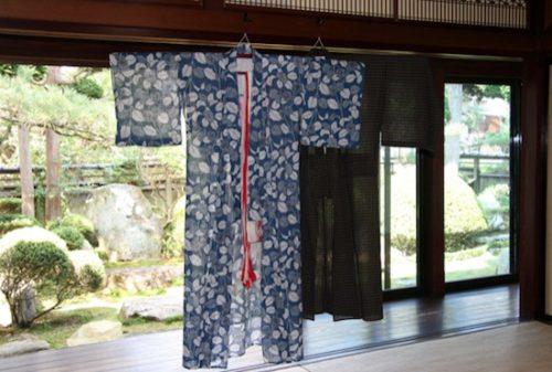 How to dry kimono