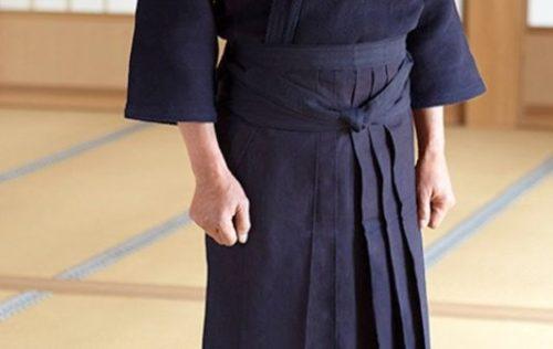 Kendo wear collapse