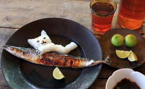 Sanma Salt-grilled