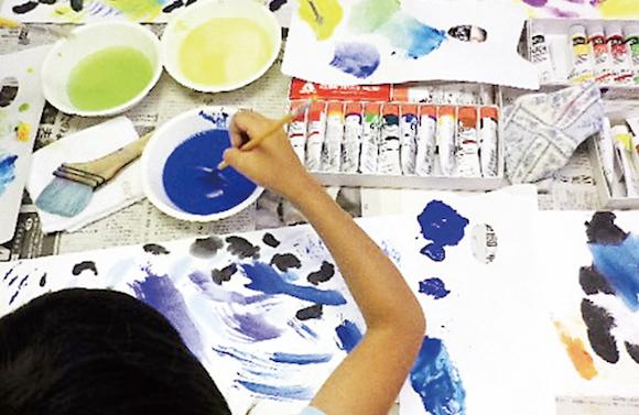 Coloring merit