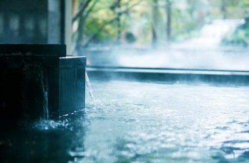 Individual hot spring