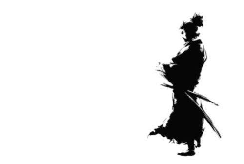 Samurai animation