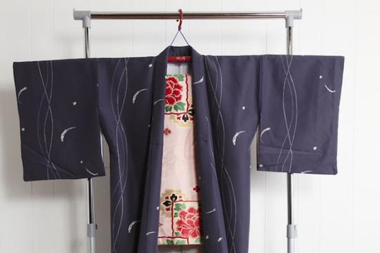 Kimono hanger reason