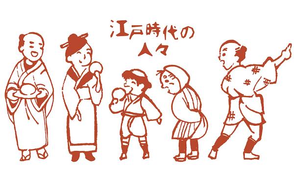 Edo period clothing type