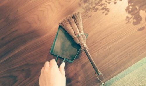 Broom care