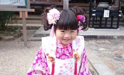 Shichigosan kimono