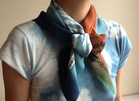 Furoshiki scarf