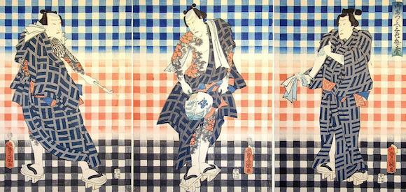 Edo period stylish