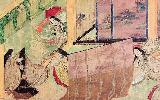 The Tale of Genji Uji Tsubo