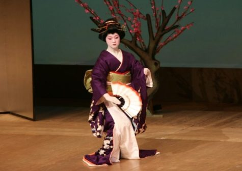 The world of Japanese dance