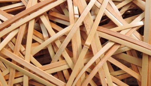 Bamboo string