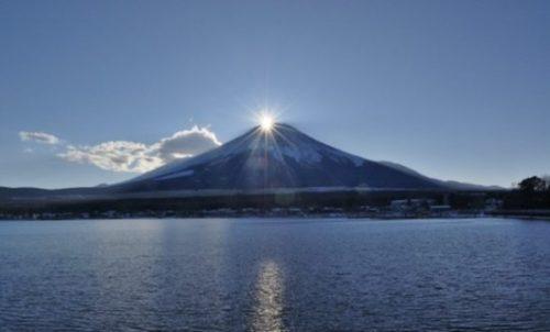 Fuji Mountain Great view