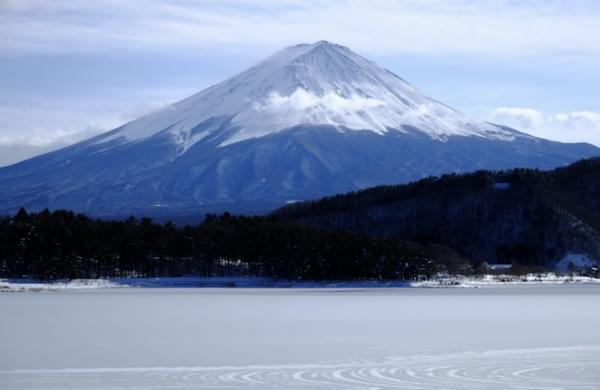 Fuji Mountain Tourism