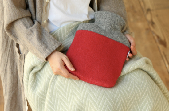 Hot water bottle Effective points