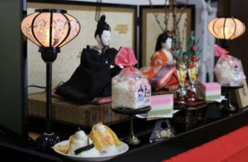 Hina Matsuri Japanese confectionery