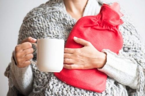 Rechargeable Hot water bottle Charm