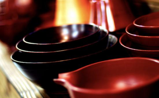 Echizen lacquerware
