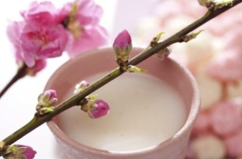 White sake