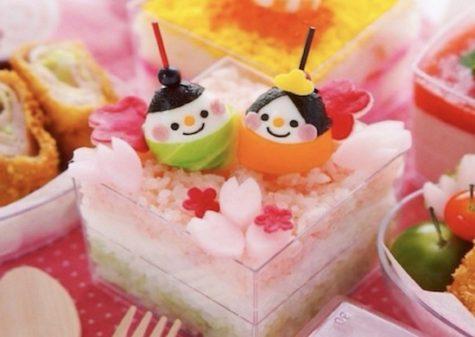 Hinamatsuri food ingenuity