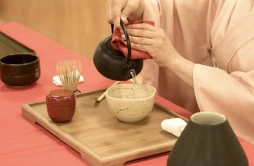 tea ceremony tool Summary
