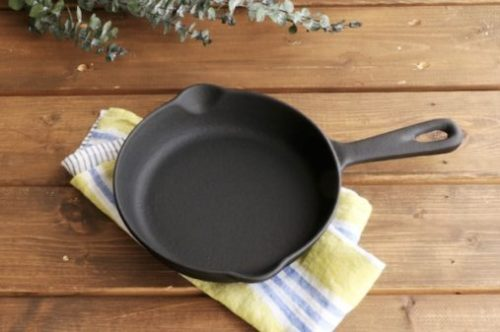 Recommendation of Nanbu Iron Pot Frying Pan