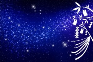 Legends and events that are the foundation of Tanabata