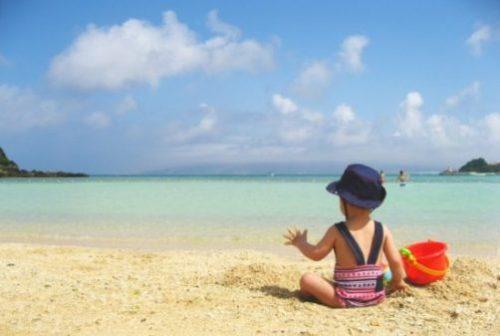 海開きは1つの目安!