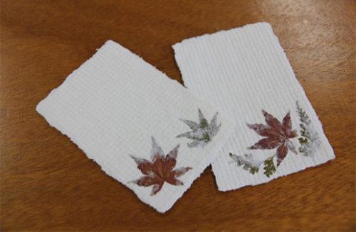 オリジナル和紙
