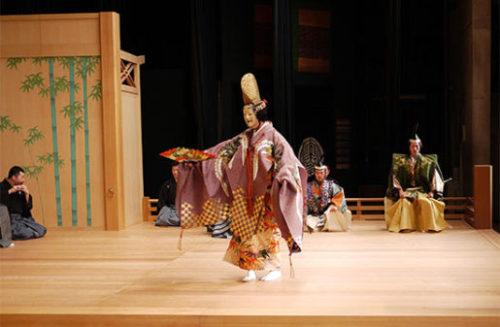 能は日本のミュージカル