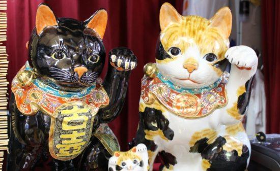 九谷焼の招き猫は何処で買える?