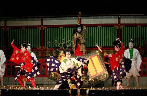 歌舞伎は庶民の娯楽
