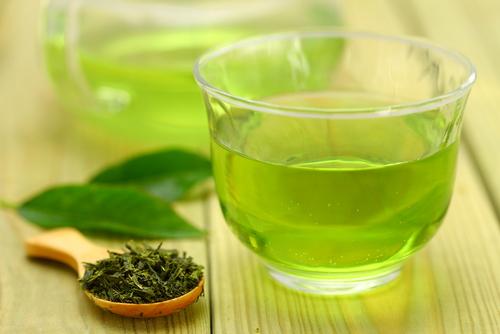 緑茶 洗顔