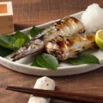秋刀魚 フライパン