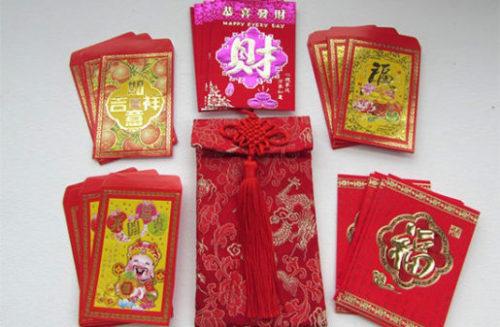 台湾の紅包