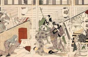 江戸時代の大掃除