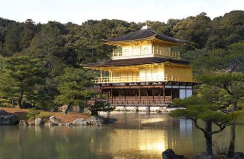 金閣寺の美しいこと