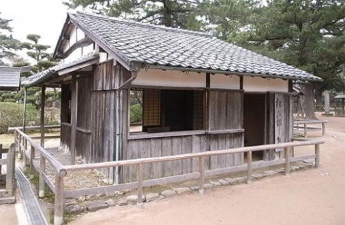 松下村塾の外観