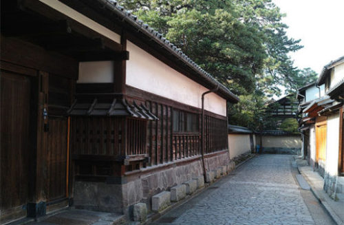 金沢武家屋敷