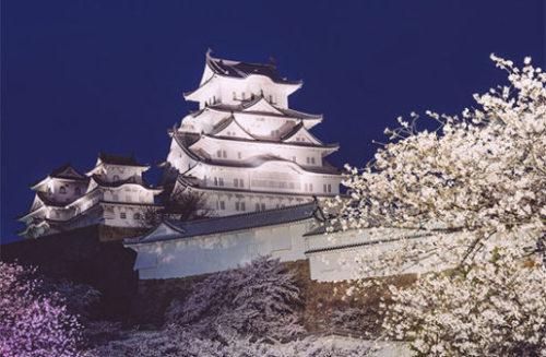 美しい姫路城