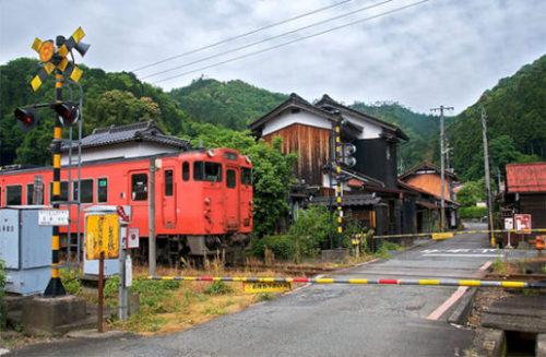 ローカル鉄道の旅