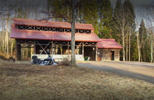 飛騨森林キャンプ場